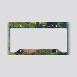 ThreeCairnsenhance License Plate Holder
